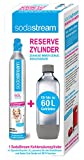 Sodastream 2260513 Special Pack -  Cilindro in Licenza fino a 80 L con Bottiglia Pet 1L