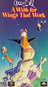 Opus n' Bill: A Wish For Wings That Work [VHS]