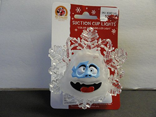 Abominable Snowman Suction Cup Light - 1
