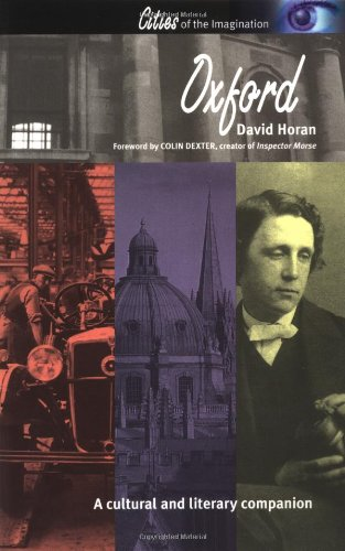 Oxford: A Cultural and Literary Companion