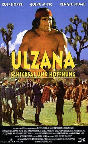 Ulzana - Schicksal und Hoffnung [VHS]