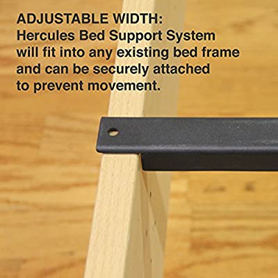 Classic Brands Hercules Premiere Heavy Duty Bed Support System