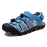 DREAM PAIRS Boys & Girls Toddler/Little Kid/Big Kid 171111-K Outdoor Summer Sandals