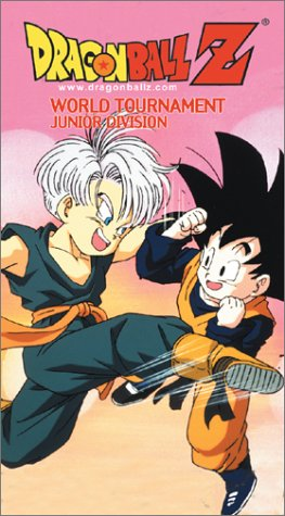 Dragonball Z - World Tournament: Junior Division [VHS]