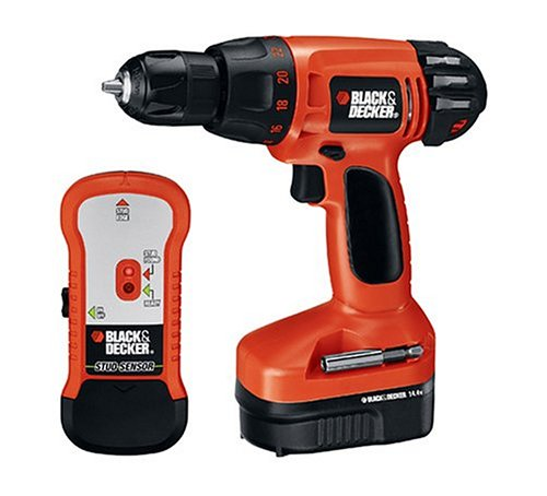 black and decker stud finder instructions
