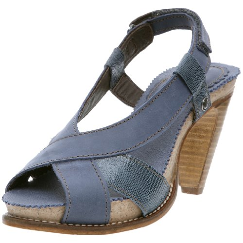 Neosens Women's Rome Pump Indigo UK 3