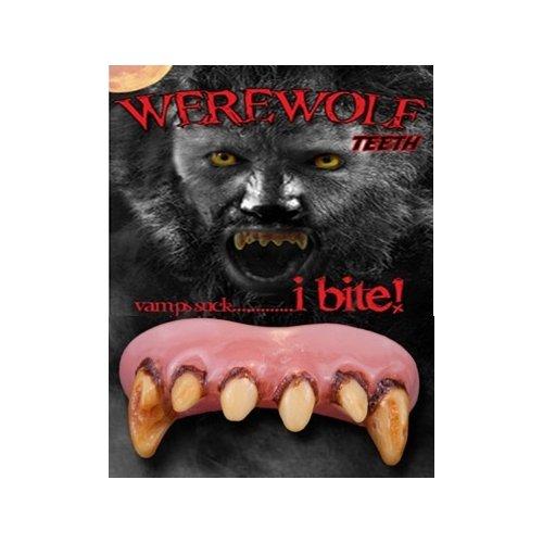 Billy Bob Fake Teeth Werewolf Novelty front-434656