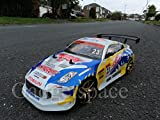 5181afYS NL. SL160  Nissan 350Z Style ORC 4WD Drift Radio Remote Control Car POWERFUL 280 Motor RC Drift Car 1:10 Scale   4 FREE Rubber Tires for Grip