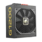 LEPA G Series G1200-MA 1200W ATX12V / EPS12V /Four Powerful +12V Rails 80 PLUS GOLD Certified Modular Power Supply
