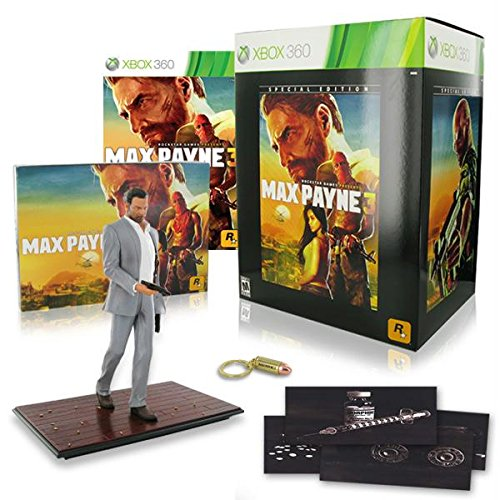 Max Payne 3: Special Edition (Xbox 360)  available at amazon for Rs.7605