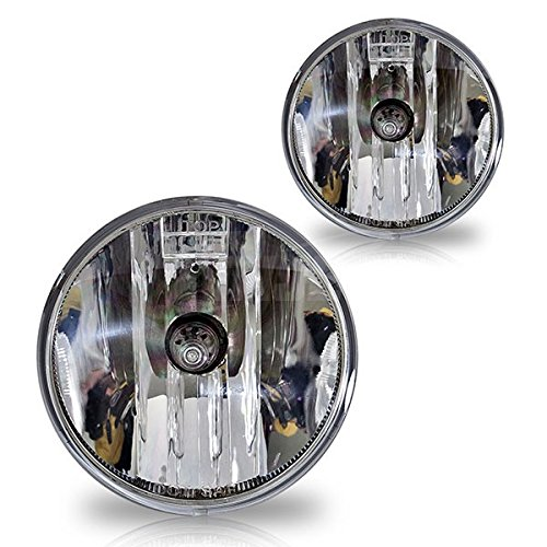 PREMIUM 08-09 PONTIAC G8 FOG LIGHT - CLEAR (Pontiac G8 Lights compare prices)
