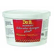 Automatic Dishwasher Detergent Plus* Lemon-4LB DISHWASHER DETERGENT