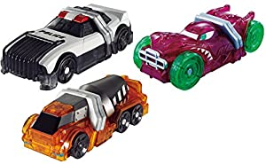Bandai Kamen Rider Drive Dx Shift Car Set 01