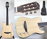 アンティークノエル ソリッドエレガットギター(ナチュラル)ANTIQUE NOEL AS-520N NAT