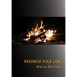 Redneck Yule Log