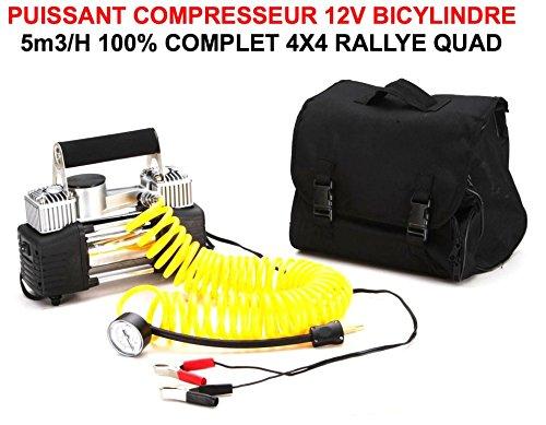 lcm2014-potente-compressore-da-12-v-bicilindrico-5-m3-h-compatto-e-facile-da-incassare-borsa-e-acces