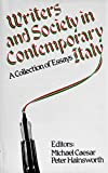 img - for Writers and Society in Contemporary Italy: A Collection of Essays book / textbook / text book