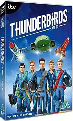 Thunderbirds Are Go: Vol. 1 [DVD]