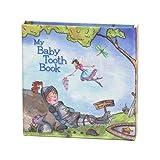 ベビートゥースアルバム Baby Tooth Book-Blue 乳歯ケースブック Blue bta0004-01 【最新版:ラメ入り】