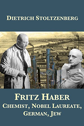 """fritz haber and alfred nobel """"it may be that this solution is not the final one"""" with these eerily prescient words fritz haber began the conclusion to his acceptance speech for."""