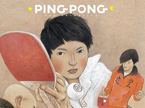 Ping Pong the Animation Season 1