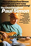 img - for Paul Simon - The Chord Songbook (Paul Simon/Simon & Garfunkel) book / textbook / text book