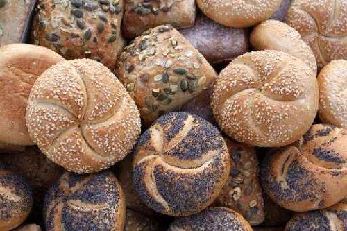 Bread rolls - 72