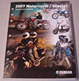 Yamaha 2007 Motorcycle/scooter Technical Update - Service Shop Repair Manual