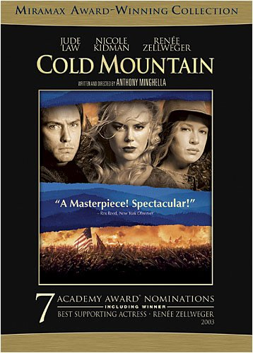 Cover art for  Cold Mountain (Two-Disc Collector's Edition)