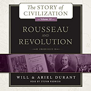 Rousseau and Revolution Audiobook