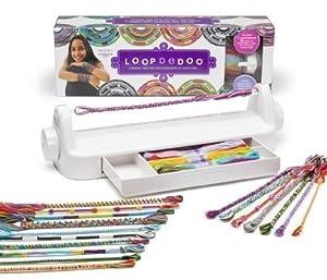 LoopDeDoo - Web-Cadre pour Bricolage des Bracelets uniques