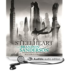 Steelheart: Reckoners, Book 1 (Unabridged)