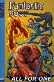 img - for Fantastic Four, Vol. 1: All for One book / textbook / text book