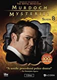 Murdoch Mysteries seasons 5, 6, 7 and 8 dvd set with free gift
