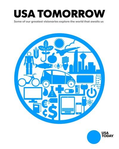 usa-tomorrow-english-edition