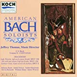 American Bach Soloists: Bach: Cantatas, Vol. 2: Trauerode