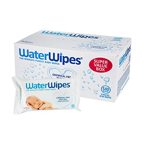 WaterWipes Super Value Box Baby Wipes