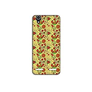 Vibhar printed case back cover for Lenovo A6000 Plus Vbirds