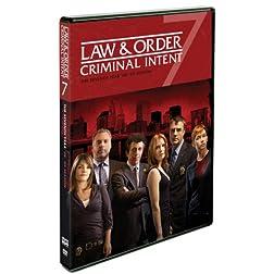 Law & Order: Criminal Intent: Year Seven