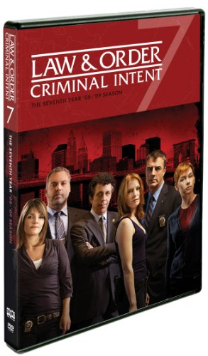 Cover art for  Law & Order: Criminal Intent: Year Seven