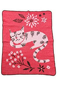 Green 3 Apparel Recycled USA-made Kitty Throw