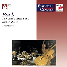 Bach: Suites for Violoncello, Vol. 1