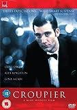 Croupier [DVD] [1998]