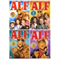 Alf: Season 1 + 2 + 3 + 4 [Dutch Import]