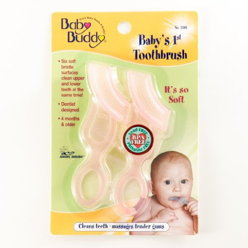 Baby Banana Teether front-154743