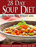 28-Day Soup Diet (English Edition)