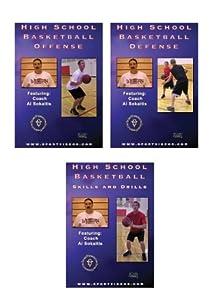 High School Basketball DVD Set