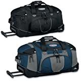 "High Sierra 26"" Wheeled Duffel with Backpack Straps ~ High Sierra"