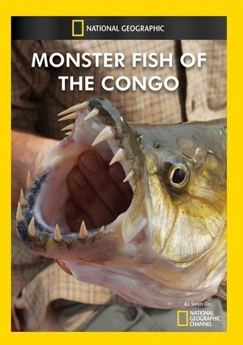 DVD : Monster Fish Of The Congo