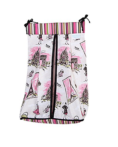 Trend Lab Waverly Tres Chic Diaper Stacker
